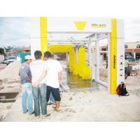 Autobase car wash machine in global, lucky earth waterless car wash