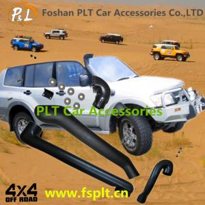 China 4X4 Off Load Snorkel For Mitsubishi Pajero V63 V73 6G72 V65 V75 6G74 V67 V77 6G75 V78 4M41 on sale