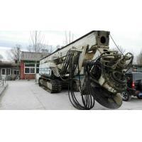 Drilling Machine Soilmec R618 HDM Soilmec Used Rotary Drilling Rig piling rig