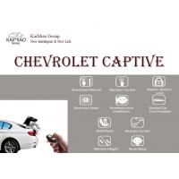 Chevrolet Captive Automatic Tailgate Lift In the Global Automotive Power Tailgate System