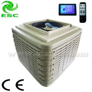 China Factory Use Industrial Cabinet Water Evaporative Air Cooler (ESC12-18T-4) on sale