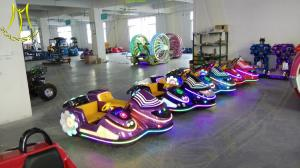 China Hansel children indoor rides game machines electric amusement motorbikes on sale