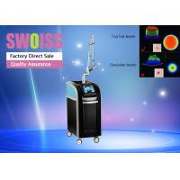 High Energy Laser Tattoo Machine , 1064nm Yag Laser Hair Removal Machine