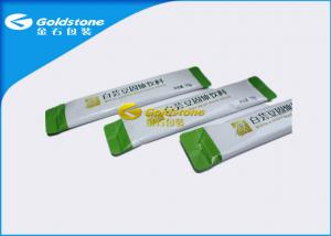 China Multi Row Machine Use Plastic Stick Sachets Packaging For Powders / Liquid on sale