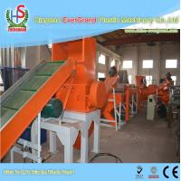 China SUS304 Stainless Steel Waste Recycling Equipment , Film Crusher Polypropylene Recycling Machine on sale