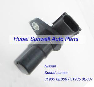 China Nissan car speed sensor 31935 8E006 / 31935 8E007 on sale