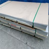 ASTM A240 Grade AISI 443 Stainless Steel Sheet No.4 Surface Treatment for Kitchenware