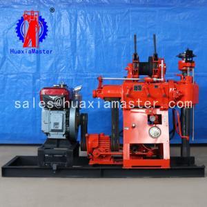 China XY-180 water well drilling rig, bore well borehole drilling machine hand mining drills, diamond core drill machine on sale