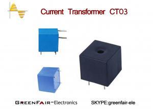 China 50 400Hz Electronic Current Transformer Burnt Resistant ABS Case HI - POT 3000VAC on sale