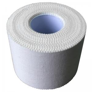 China Porous Athletic Tape Sports Strapping Tape Non-Elastic Support To Ankles , Wrists on sale