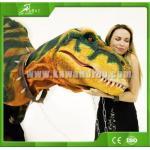 KAWAHの娯楽ショッピング モールのための魅力的な大人のリアルな恐竜のスーツ