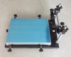 China The Best Price Manual Solder Paste Printer with Large size 440*600 on sale