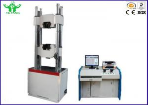 China Servo Universal Tensile Testing Machine 2000KN Electro-Hydraulic Control on sale