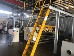 Quality QHCL100-1600 Top Quality Full Automatic 3 Ply Corrugated Cardboard Production for sale