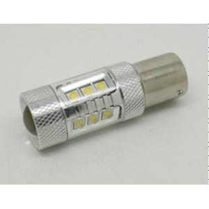China 56mm 12-24V 80W 1157(BAY15D) base car led bulb Brake Light on sale