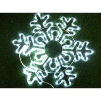 LED Snowflake Motif Light/Christmas Snowflake Light
