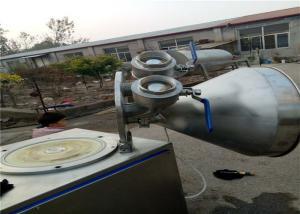 China 1100 * 680 * 1370 Mm Sausage Stuffing Machine , 50L Industrial Sausage Making Machine on sale