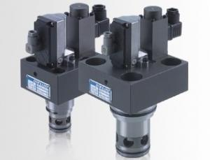 China Proportional throttle valves QPG-16/25/32/40/50 Series on sale