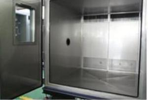 China Air Cooling Type Climatic Test Chamber Light Weight Interior Dimension 3000 x 2100 x 2050mm on sale