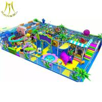 Hansel low price small business equipment soft indoor kids playground for sale
