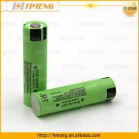 Green 3.6V Lithium Rechargeable Batteries Replacement 2900Mah For E - Cig