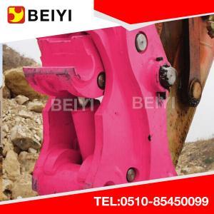 BEIYI BYKL Excavator Hydraulic Tilting Coupler Quick Hitch