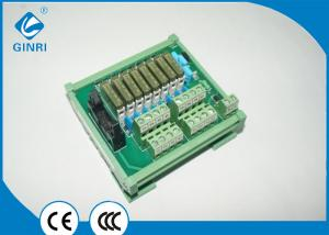 China Mounting DIN Rail Plc Amplified Board PLC  Panasonic Slim Control Relay Output Type on sale