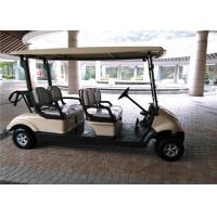 Precedent 4 Passenger Golf Cart / Electric Golf Buggy With Electric Motor