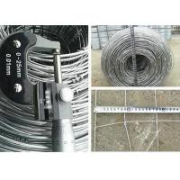 China Hot Dipped Galvanized Woven Field Fencing / Grassland Fence For Deer Fence 2.5mm Wire Diameter*20CM*20CM on sale