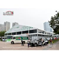 China UV Resistant Waterproof Outdoor Exhibition Tents / Large Event Marquees on sale