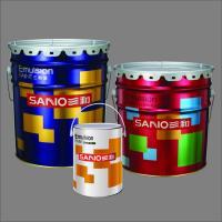 Odorless water based interior paint