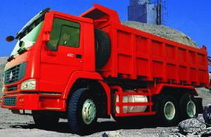 China 50 tons Sinotruck HOWO Heavy Duty Dump Trucks with Driving Overloading Capacity for mining on sale