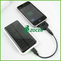 800MAH Portable Solar Charger , laptop / Mobile Phone Solar Charger