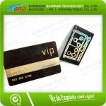 Cartão do código de barras para o cartão da lealdade da sociedade do vip/do presente