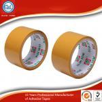 Bande colorée à faible bruit d'emballage pour sceller l'adhésif fort de 48mm