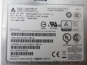 China JUNIPER NETWORKS Server Sas Hard Drives JPSU-350-AC-AFI 100V-240V 4.2A 50-60HZ 350WMAX on sale