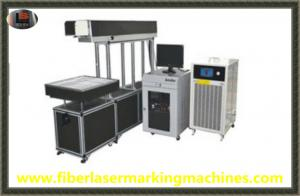China Water Cooling High Compatibility CO2 Laser Marking Machine Low Power Consumption on sale