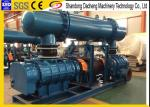 Mining Exploitation High Pressure Roots Blower With Discharge Pressure Gauge