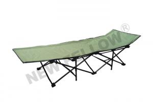 China Portable Light Emergency Folding Stretcher ,  Folded Camping Bed on sale