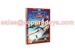 China Disney movie Planes Blu-ray DVD Disney Cartoon Animation Blue ray DVD For Children Kid Hot Selling Cheap Disney DVD on sale