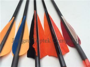 China carbon arrow, 20 carbon hunting arrow, various kinds of carbon archery arrow on sale