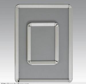 China 25mm Aluminum Snap Frame on sale
