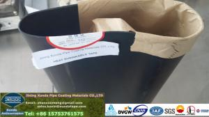 China Petroleum Natural Gas And Heat Insulation Pipelines Protection Heat Shrinkable Sleeve on sale