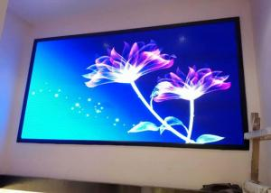 China Energy Saving P5 LED Advertising Display Hotel Lobby LED Screen Panel Commercial Type on sale