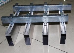China El polvo del poliéster que cubre el techo linear del metal teja el techo ignífugo decorativo on sale