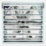 農業の温室の換気扇