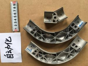 China Preventing Surface Rust Aluminum Machined Parts Thin Protective Layer on sale