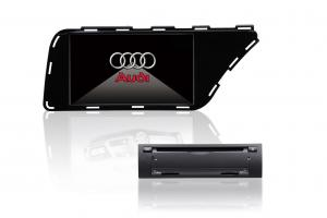 China Auto Radio Navigation Audi Car DVD Player with Touch Screen , IGO /  Garmin GPS Software on sale