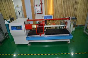 China Nonwoven BOPP Tape Cutting Machine For Printed Materials And Textured Paper on sale