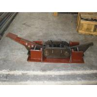 Drill rig parts foot clamp S75 foot clamp for drilling